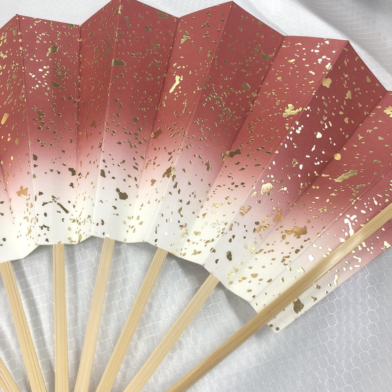 日本民謡扇子7436